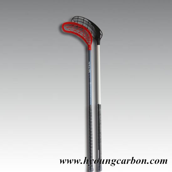 Composite floorball hockey stick for Floor hockey stick